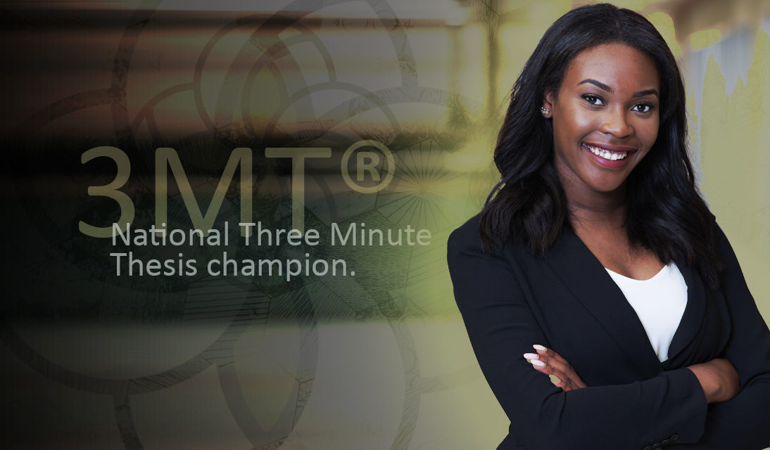 2018 National 3-Minute Thesis Competition