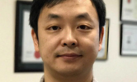 Finalist – 2018 Award for Outstanding Graduate Mentorship – Yuanzhu Chen